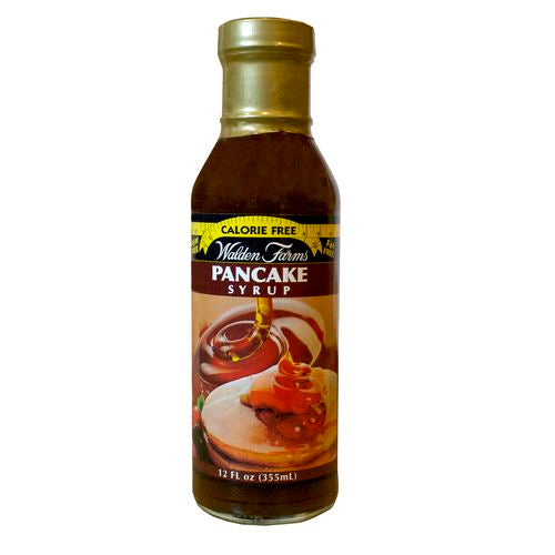 Walden Farms Syrup Pancake Sugar Free, 12 OZ (Pack of 6)