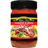 Walden Farms Tomato Basil Pasta Sauce, 12 OZ (Pack of 6)