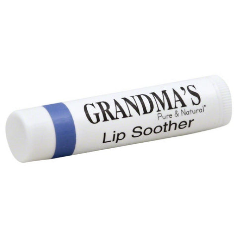 Grandmas Pure & Natural Lip Soother, 0.15 Oz (Pack of 12)