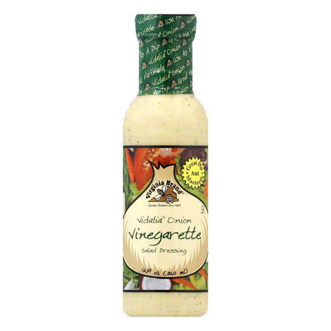 Virginia Vidalia Onion Vinaigrette, 12 OZ (Pack of 6)