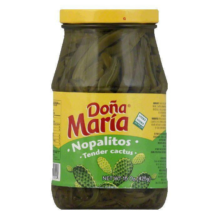 Dona Maria Nopalitos, 15 OZ (Pack of 12)