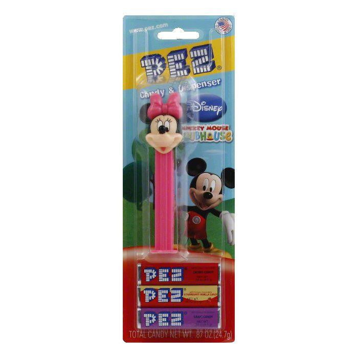 Pez Favorites Dispenser, 1 EA (Pack of 6)