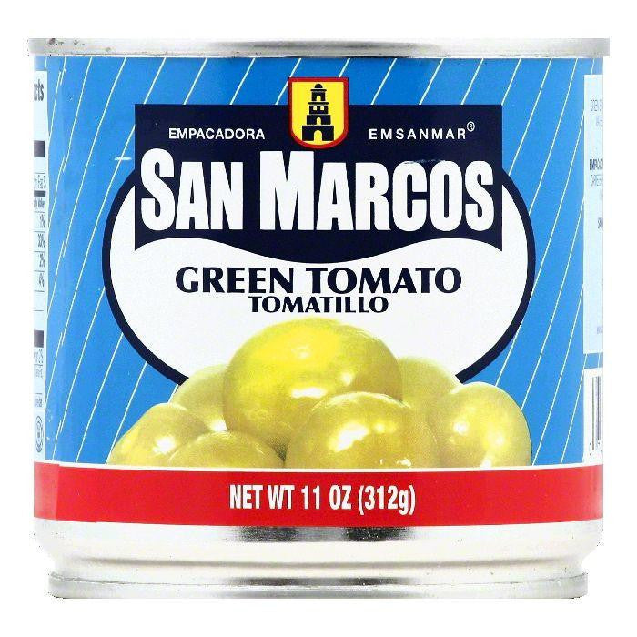 San Marcos Green Tomato Tomatillo, 11 OZ (Pack of 12)