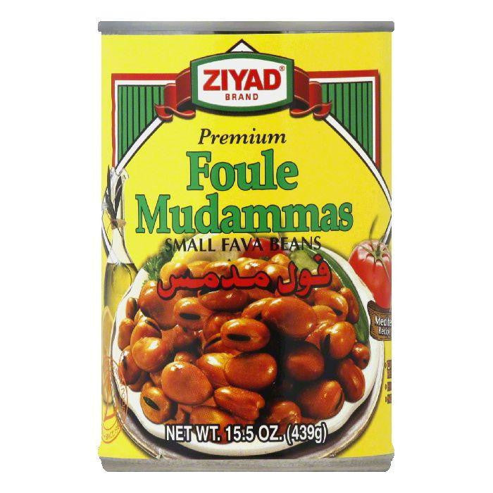Ziyad Foule Muddamas, 15.5oz (Pack of 6)