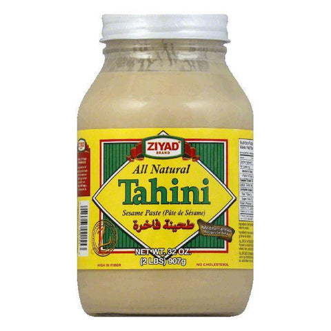 Ziyad Tahini Imported, 32 OZ (Pack of 6)