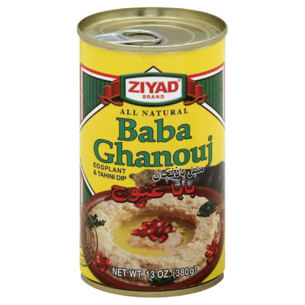 Ziyad Baba Ghanouj, 13 Oz (Pack of 6)