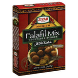 Ziyad Vegetable Burger Falafil Mix, 12 Oz (Pack of 6)