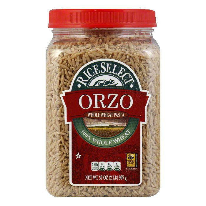 Rice Select Orzo Whole Wheat, 26.5 OZ (Pack of 4)