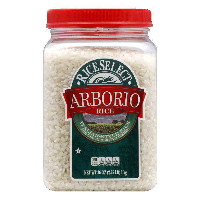 Rice Select Risotto Rice Jar, 32 OZ (Pack of 4)