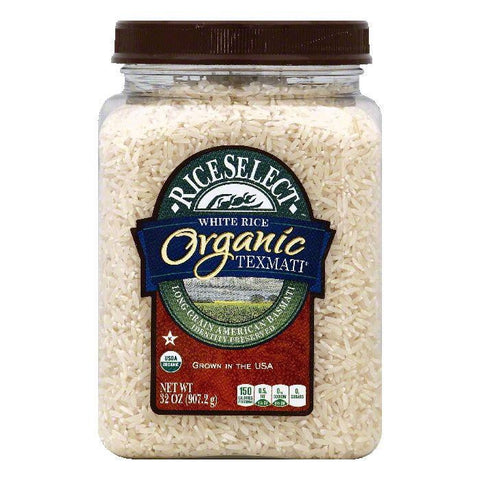 Rice Select Long Grain American Basmati White Rice, 32 OZ (Pack of 4)