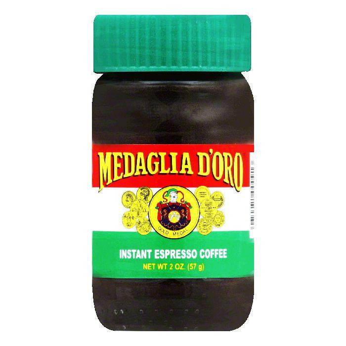 Medaglia D Oro Coffee Instant Imported, 2 OZ (Pack of 12)