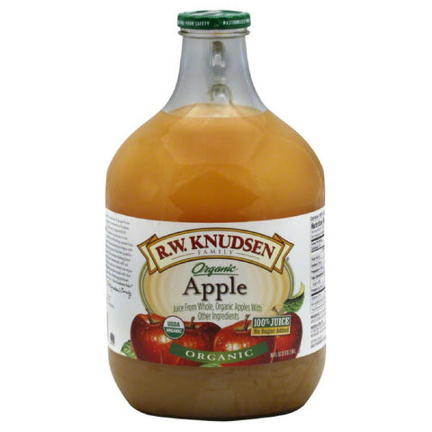 RW Knudsen Apple 100% Juice, 96 Fo (Pack of 6)