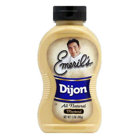 Emeril's Mustard Dijon, 12 OZ (Pack of 6)
