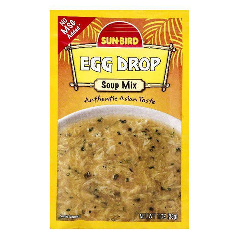 Sun Bird Egg Drop Soup Mix, 1 OZ (Pack of 24)