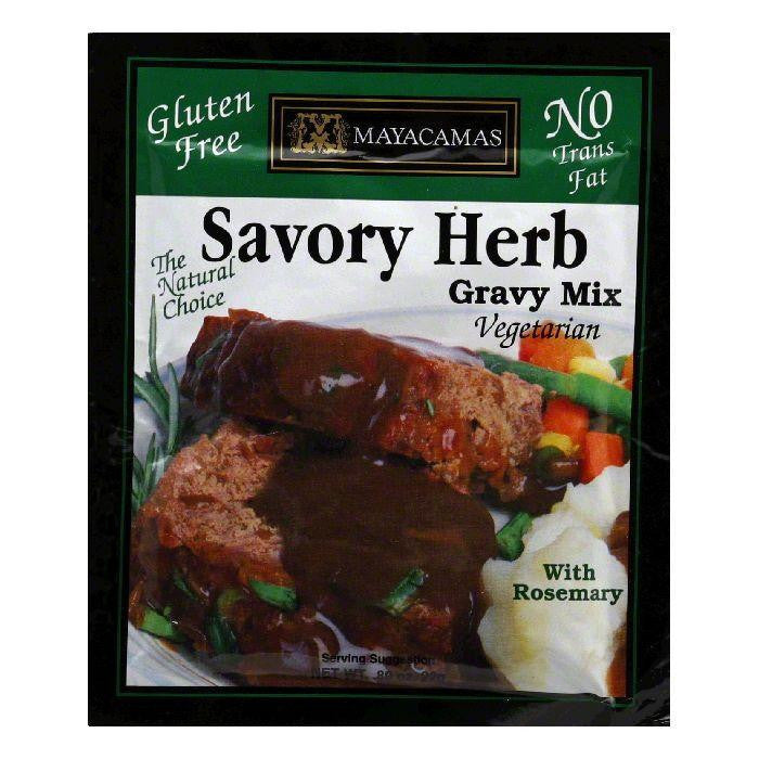 Mayacamas Savory Herb Gravy Mix, 0.85 Oz (Pack of 12)