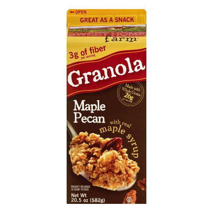 Sweet Home Farm Maple Pecan Granola, 20.5 OZ (Pack of 8)