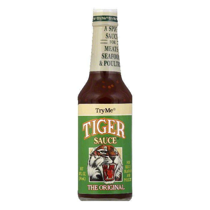 Try Me Tiger Sauce, 10 OZ (Pack of 6)