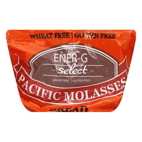 EnerG Pacific Molasses Bread, 14 OZ (Pack of 6)