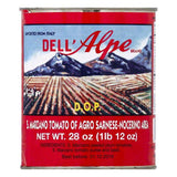 Dell Alpe San Marzano Tomato, 28 OZ (Pack of 12)
