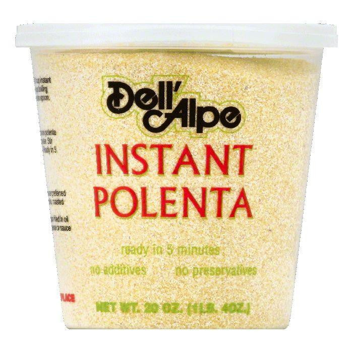 Dell Alpe Instant Polenta, 20 OZ (Pack of 6)