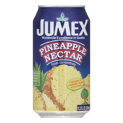 Jumex Nectar Pineapple, 11.3 OZ (Pack of 24)