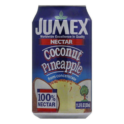 Jumex Coconut Pineapple Juice, 11.3 OZ (Pack of 24)