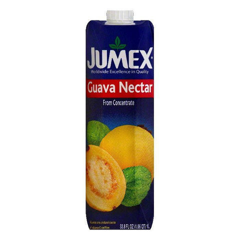 Jumex Guava Nectar, 33.8 OZ (Pack of 12)