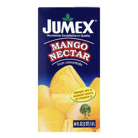 Jumex Nectar Mango, 1.89 LT (Pack of 8)