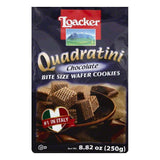 Loacker Chocolate Bite Size Wafer Cookies, 8.82 OZ (Pack of 8)