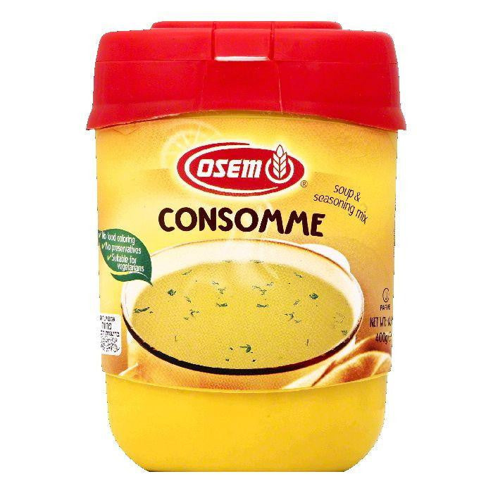 Osem Consomme, 14.1 OZ (Pack of 12)