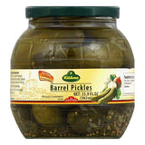 Gundelsheim Barrel Pickles, 35.9 OZ (Pack of 6)
