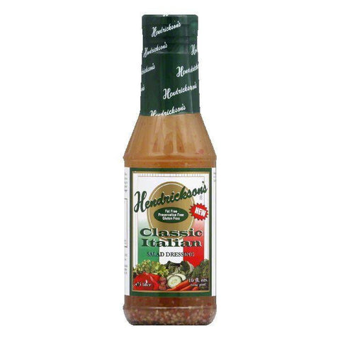 Hendrickson's Classic Italian Dressing, 16 OZ (Pack of 6)