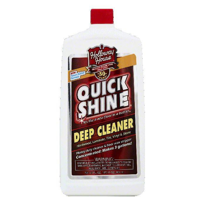 Holloway House Quick Shine Deep Cleaner, 27 OZ (Pack of 6)