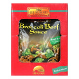 Lee Kum Kee Broccoli Beef Sauce, 8 OZ (Pack of 6)