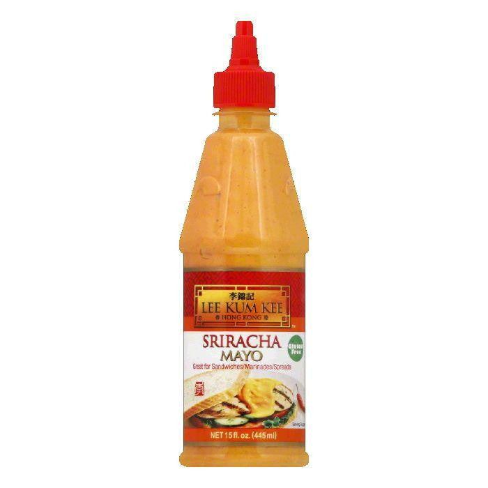 Lee Kum Kee Sriracha Mayo, 15 Oz (Pack of 12)