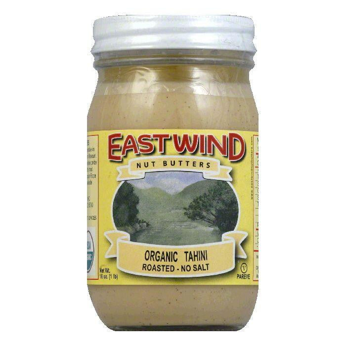 Eastwind Organic Tahini, 16 OZ (Pack of 6)