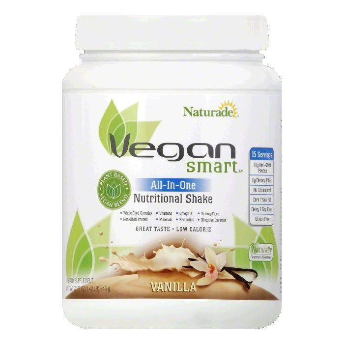 Naturade Vanilla All-In-One Nutritional Shake, 22.75 OZ