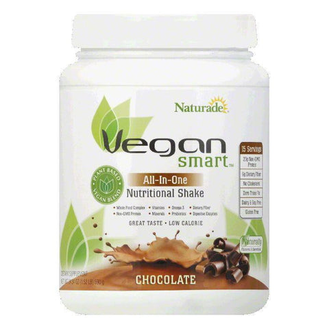 Naturade Chocolate All-In-One Nutritional Shake, 24.34 OZ