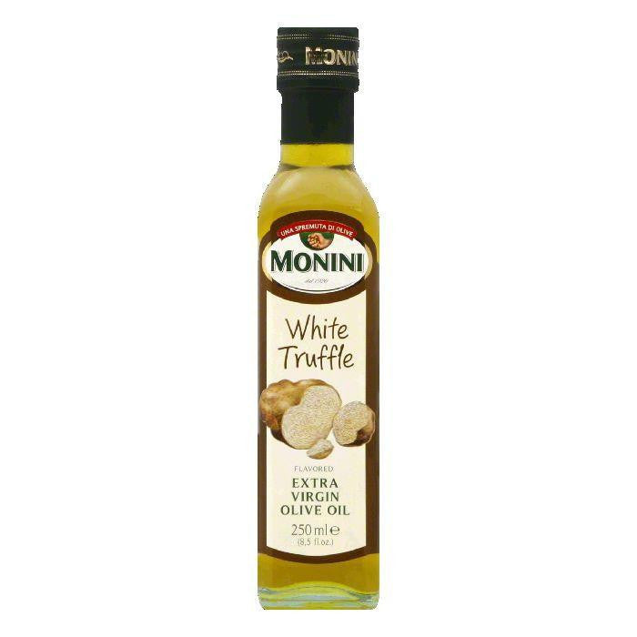 Monini Extra Virgin Olive Oil White Truffle, 8.5 OZ (Pack of 6)
