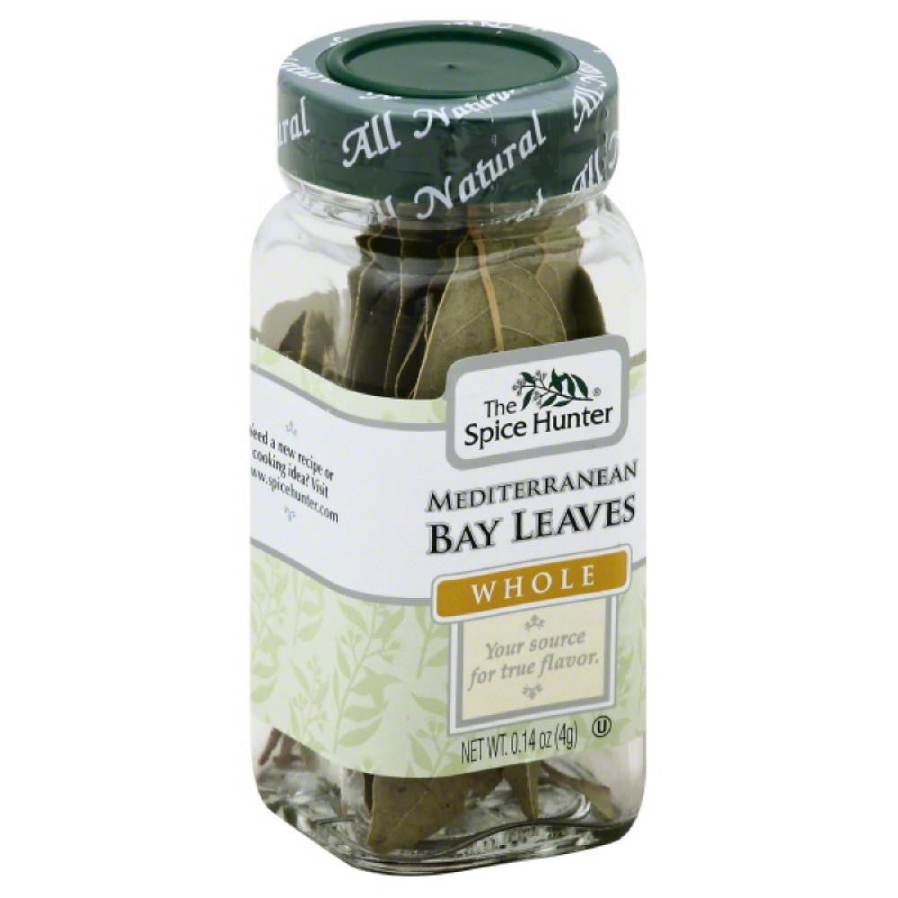 Spice Hunter Whole Mediterranean Bay Leaves, 0.14 Oz (Pack of 6)