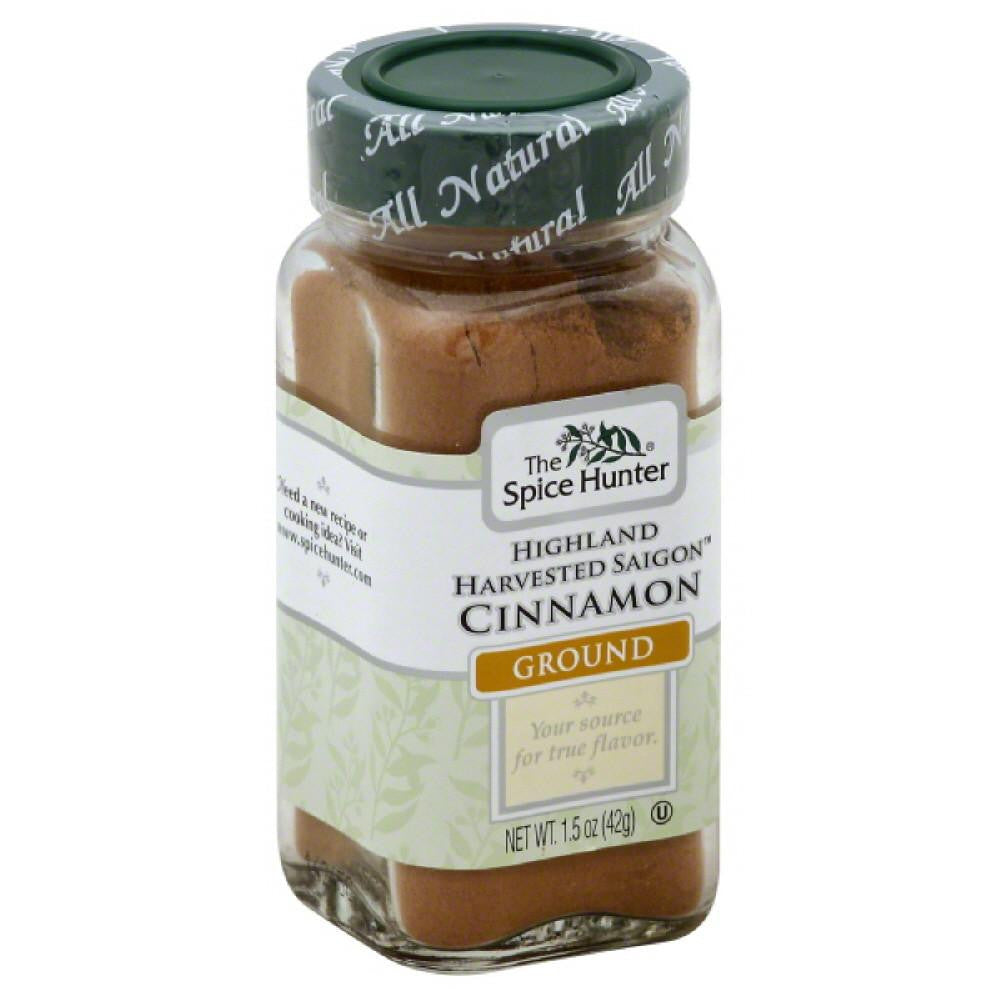 Spice Hunter Ground Highland Harvested Saigon Cinnamon, 1.5 Oz (Pack of 6)