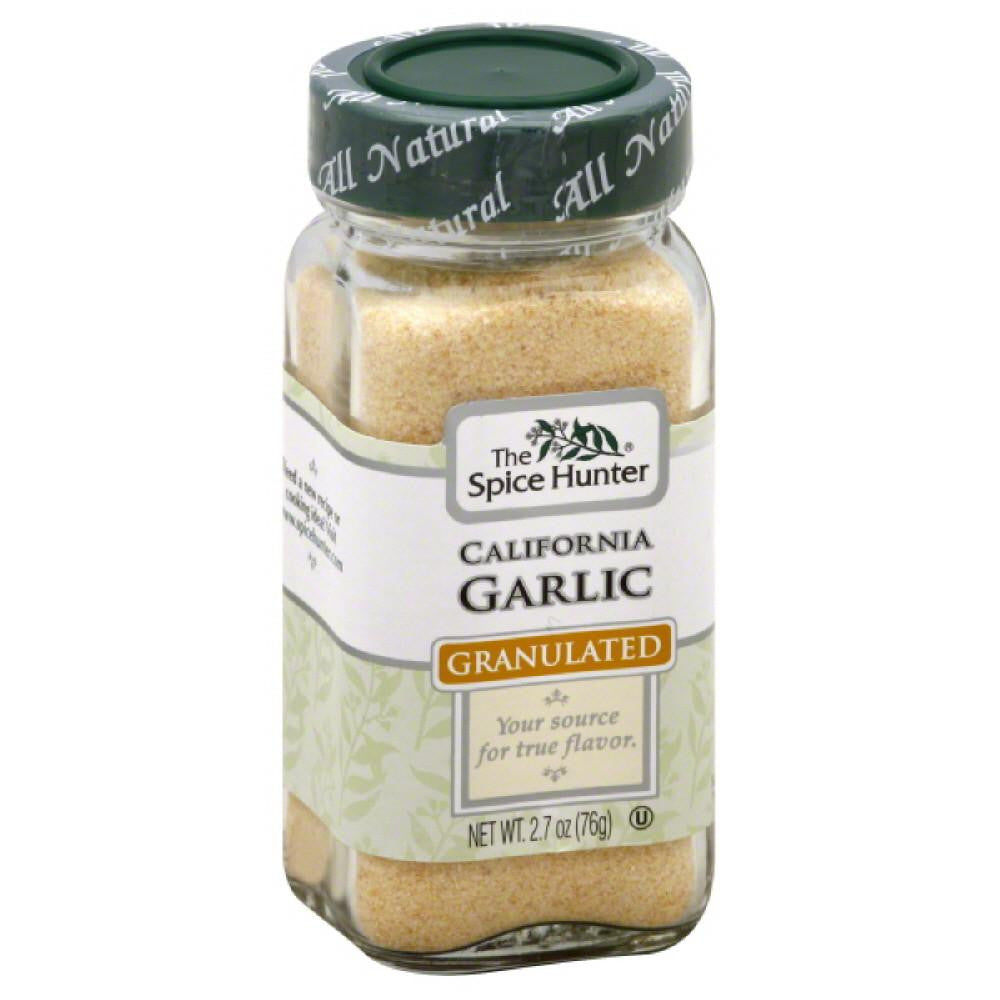 Spice Hunter Granulated California Garlic, 2.7 Oz (Pack of 6)
