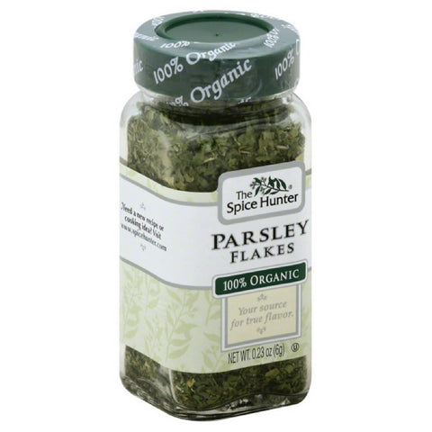 Spice Hunter 100% Organic Parsley Flakes, 0.23 Oz (Pack of 6)