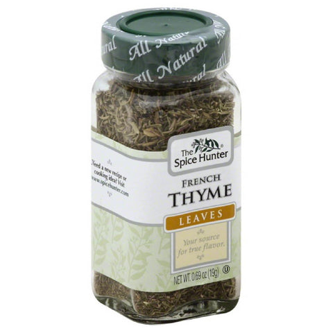 Spice Hunter Leaves French Thyme, 0.69 Oz (Pack of 6)