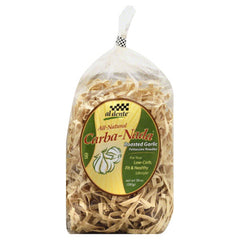 Al Dente Roasted Garlic Fettuccine, 10 Oz (Pack of 6)