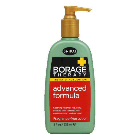ShiKai Fragrance-Free Advanced Formula Lotion, 8 Oz