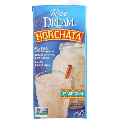 Rice Dream Horchata Traditional, 32 fl oz (Pack of 6)