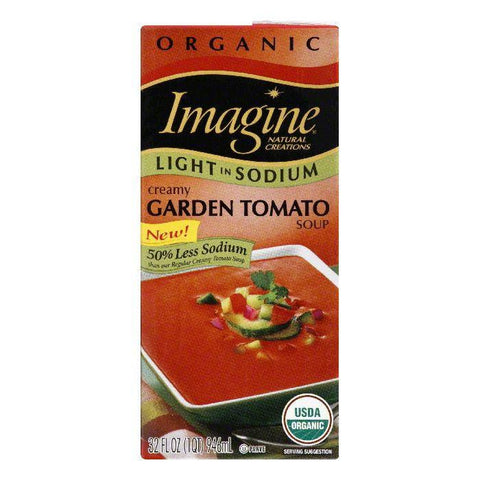Imagine Garden Tomato Soup, 32 OZ (Pack of 12)