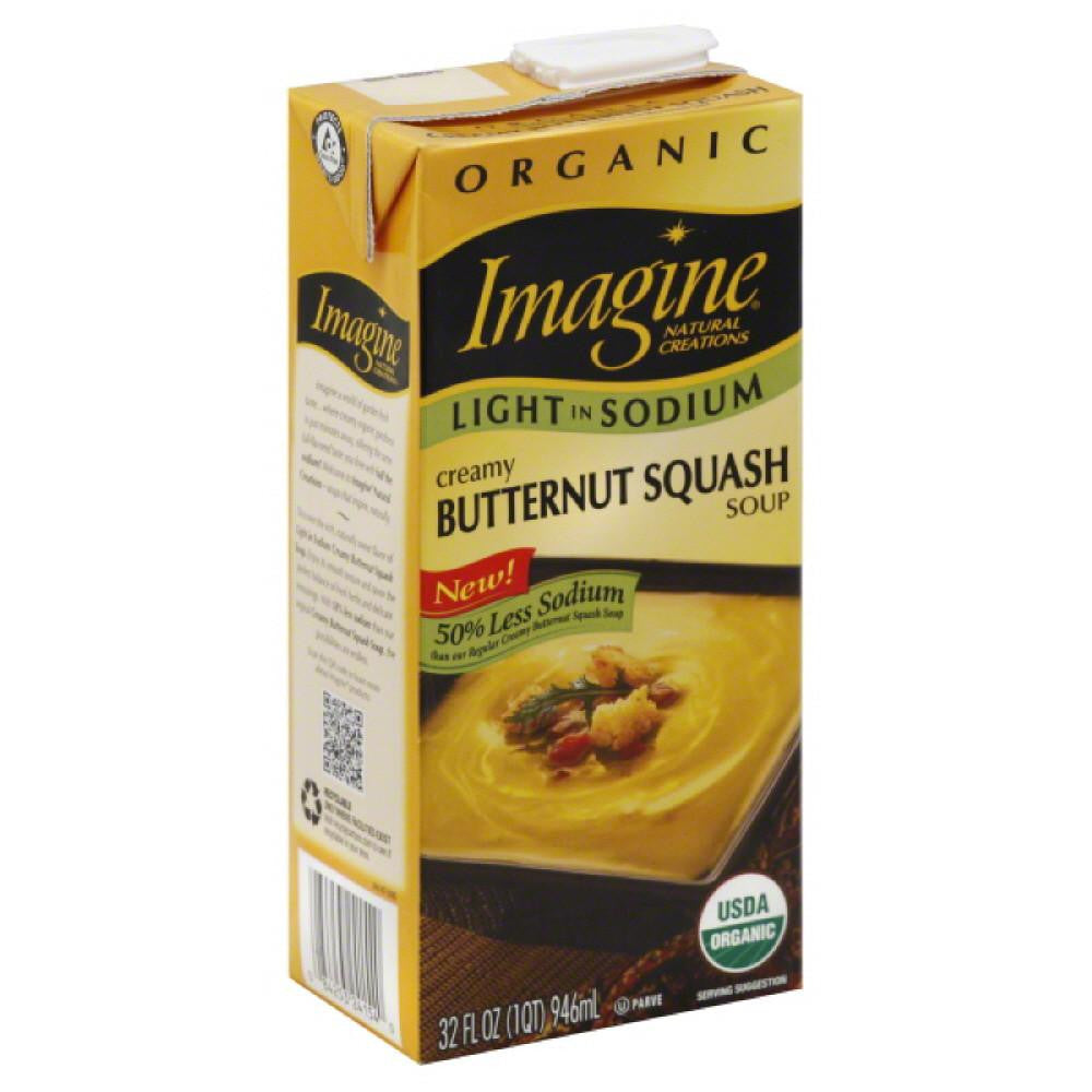 Imagine Creamy Butternut Squash Soup, 32 Oz (Pack of 12)