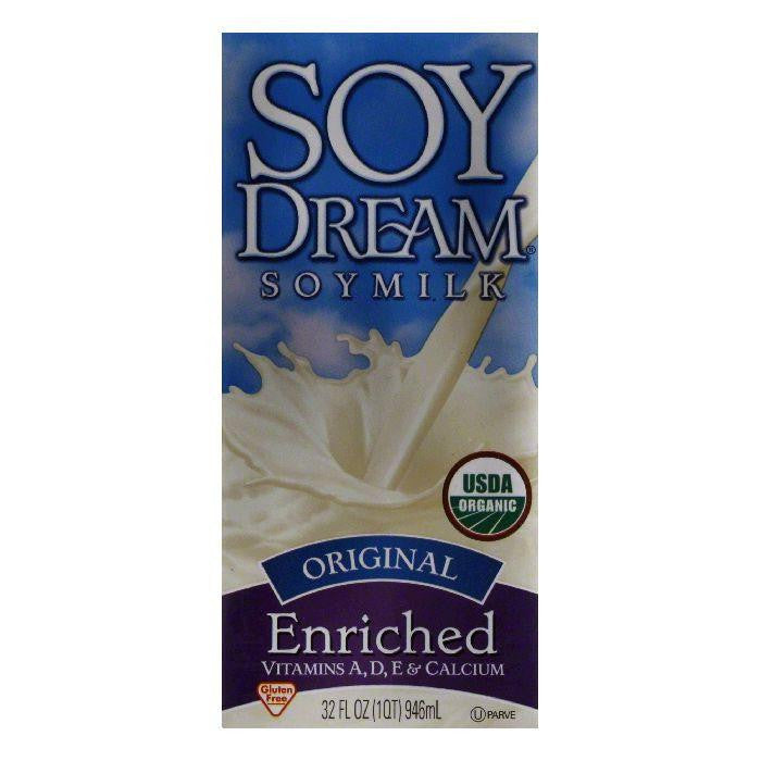 Soy Dream Original Enriched, 32 FO (Pack of 12)